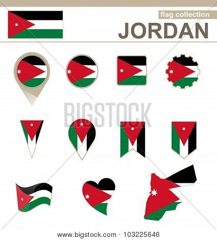Jordan Flag Collection