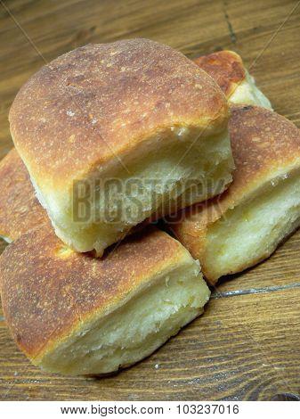 Sourdough buns