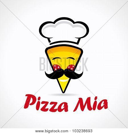 Pizza mia logo