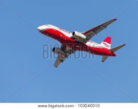 Russian Superjet 100-95B