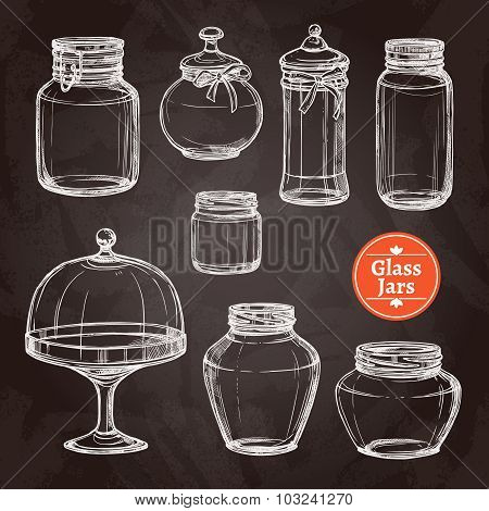 Big Jar Set