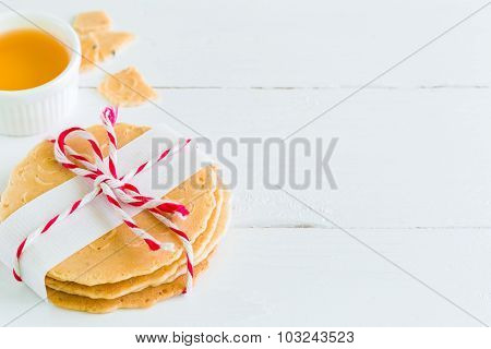 Cracker Background / Cracker / Cracker On White Background