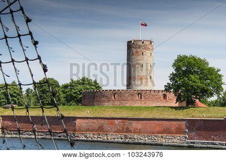 Wisloujscie Fortress