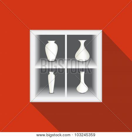 Interior Icon, Furniture Icon, Ornament Icon
