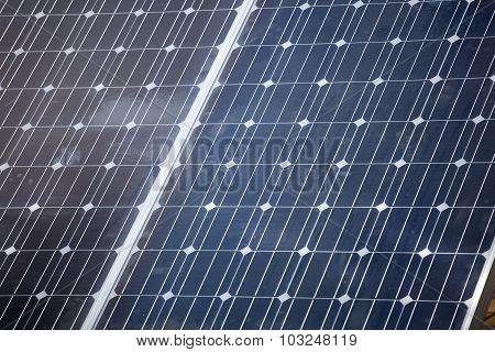 Solar Panel For Renewable Clean Energy