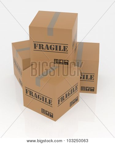 Cardboards Boxes