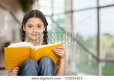 Reading Child.