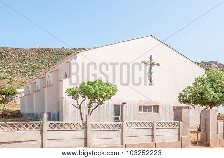 Church In Spoegrivier
