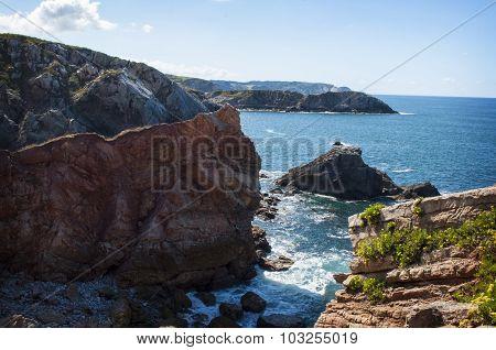 Salinas cliff