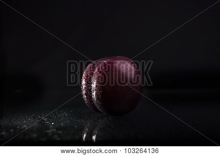 Plum In Spray
