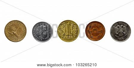 Collection of the coins