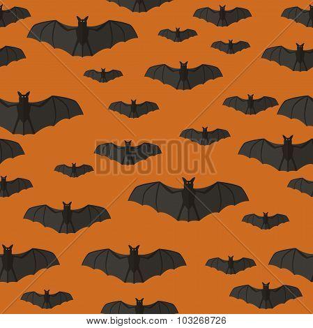 Bats pattern.