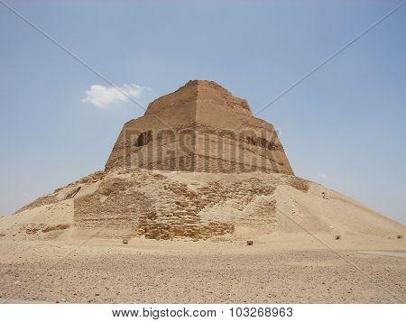 Pyramid In Meduma