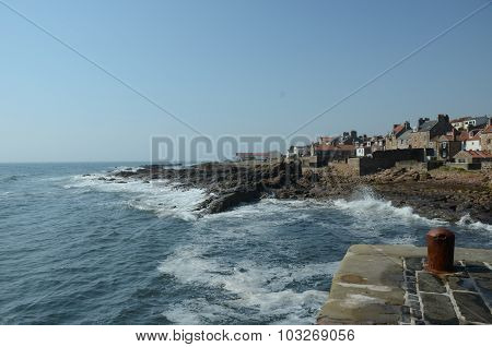 Coast at Cellardyke