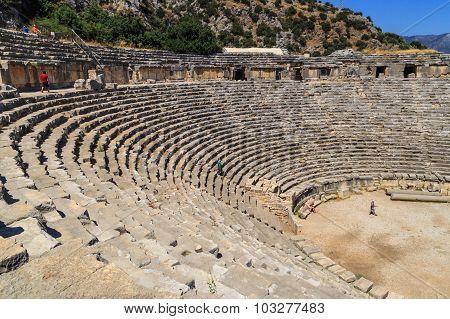 Myra Ancient City