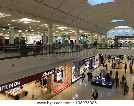 Deira City Centre in Dubai, UAE