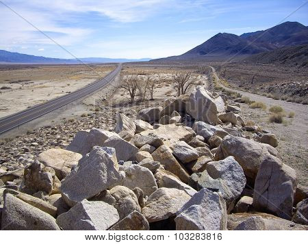 The Long Road Home Through Eastern Sierra Nevada