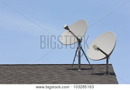 Wireless Dishes