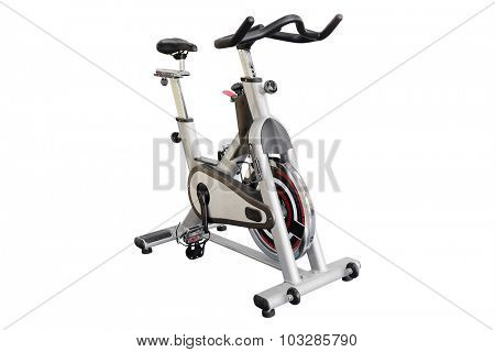 The image of fitness bycicles