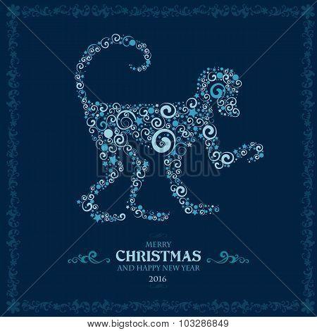 Monkey, Symbol Of Year 2016