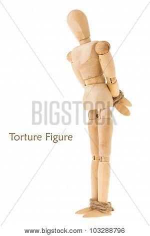 Inconvenient Standing Figure