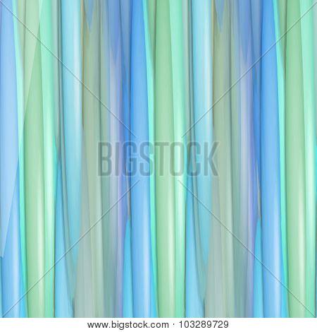 Beautiful Stripy Background In Blue
