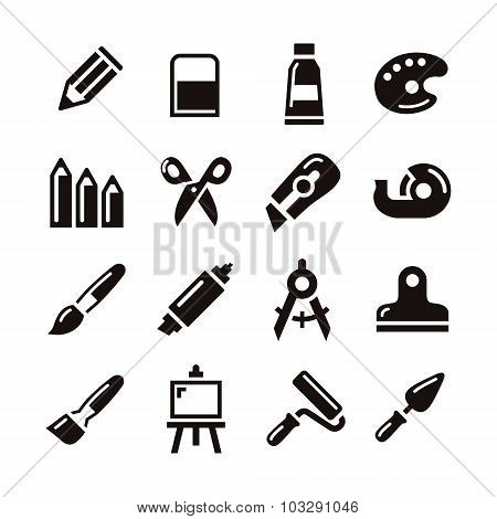 Art Supply Icon