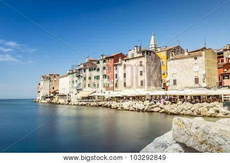 Beautiful Historic Rovinj, Croatia