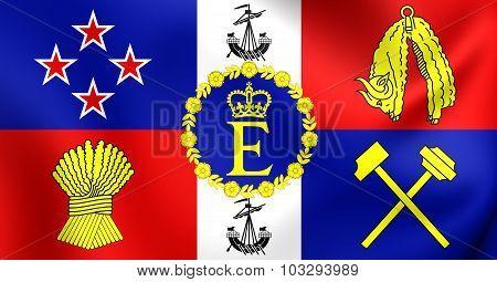 Royal Standard Of New Zealand
