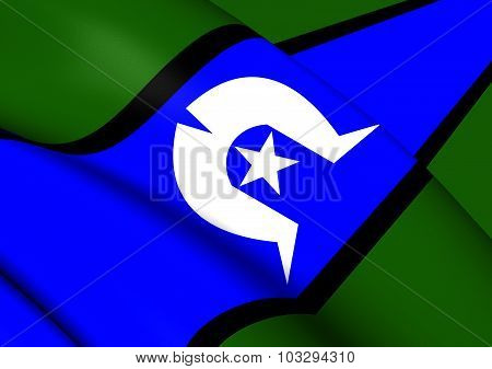 Flag Of Torres Strait Islanders