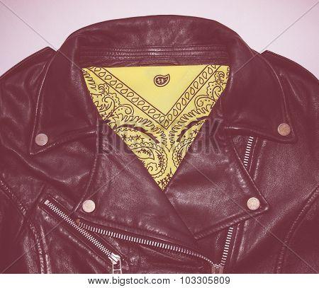 Biker Jacket Vintage 2