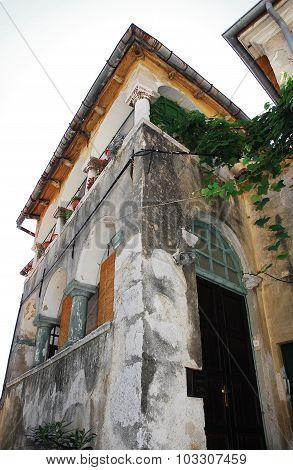 Roman House In Bakar