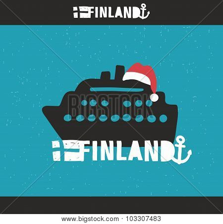 Creative Finnish label.