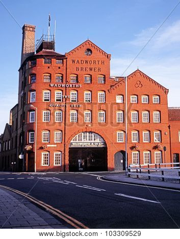 Wadworth Northgate Brewery.