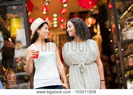 Women In Store