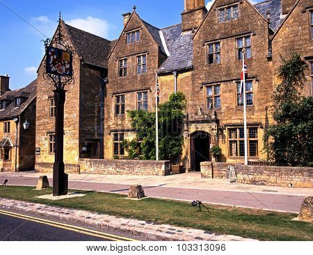 The Lygon Arms Hotel, Broadway.