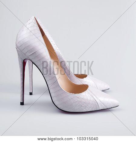 Women's White Shoes