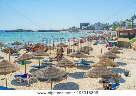 The Sand Beach