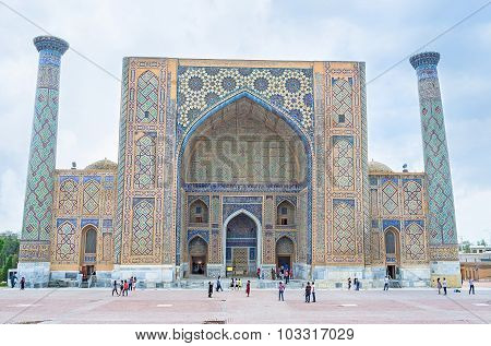 The Uzbek Architecture