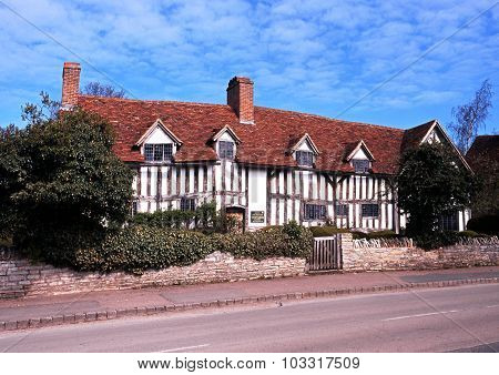 Mary Ardens House, Wilmcote.
