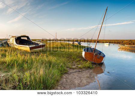 Blakeney In Norfolk