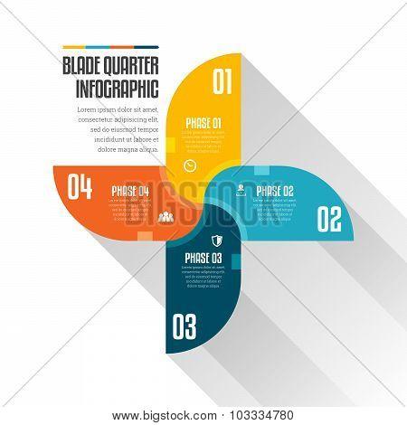Blade Quarter Infographic