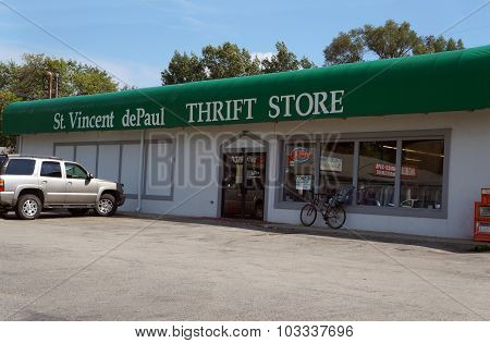 St. Vincent dePaul Thrift Store