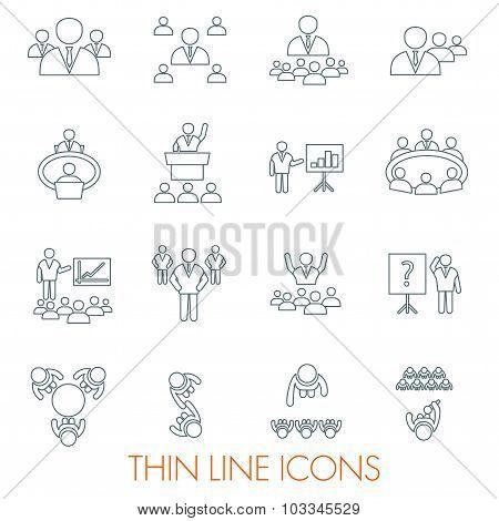 Meet icons