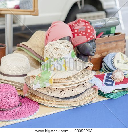 Straw Hats For Woman