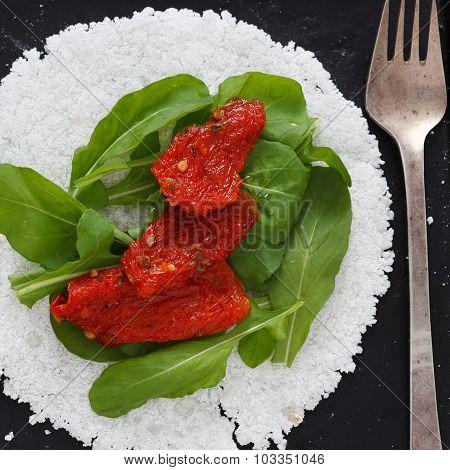 Casabe (bammy, Beiju, Bob, Biju) - Flatbread Of Cassava (tapioca)