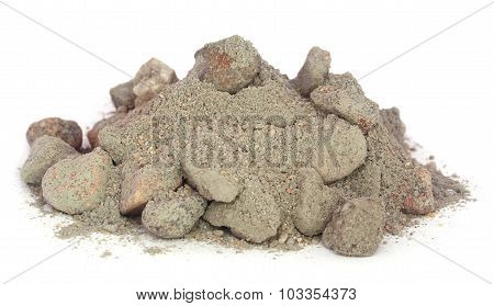 Building Materials For Making Concrete