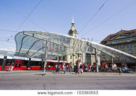Glazed Canopy In Bern