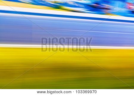 Colorful blured motion background blur landscape speed