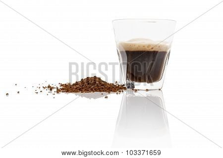 Instant Coffee.